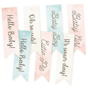 Cute & Co 02 Tag Set