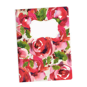Rosy Cosy Christmas Journal