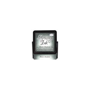 Black Shadow Artistry Ink Pad