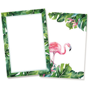 Lets Flamingle Card Set