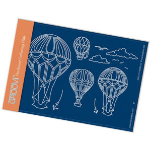 GROOVI PLATE A6 BALLOONING