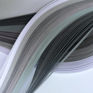3mm Grey Quiliing Paper