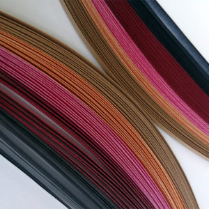 10 mm Pearl Warm Quilling Paper (50)