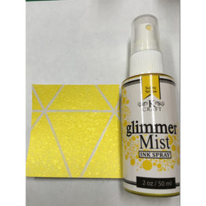 Glimmer Mist Sunny Yellow