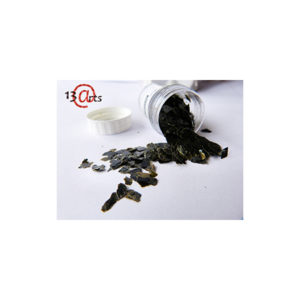 Mica Flakes - Black 3-5 mm - 10g 30ml