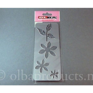 Die Cut Pointed Petal