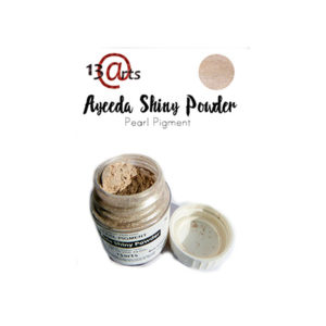 Shiny Powder Pink Silver 25ml