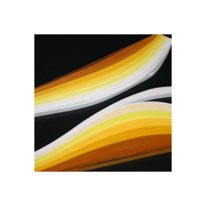 10 mm Yellow Quilling Paper (100)