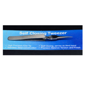 Self Closing Tweezer
