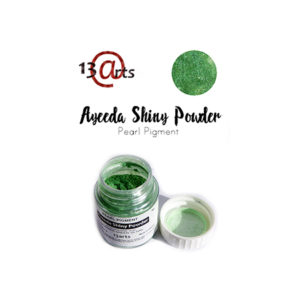 Shiny Powder Simmer Green 25ml