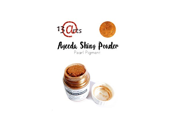 Shiny Powder Bronze 25ml