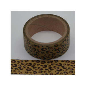 20 mm Goldern Leopard