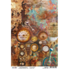 Collateral Rust Rice Paper
