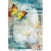 Dancing Butterfly Rice Paper